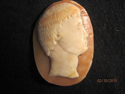 For the serious collector - Antique Museum Quality Cameo