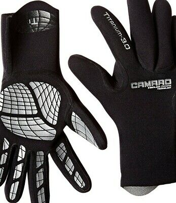 Camaro Titanium Thermo Gloves