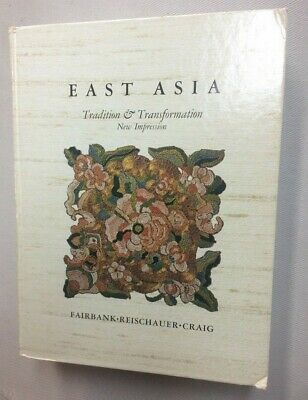 East Asia Tradition & Transformation