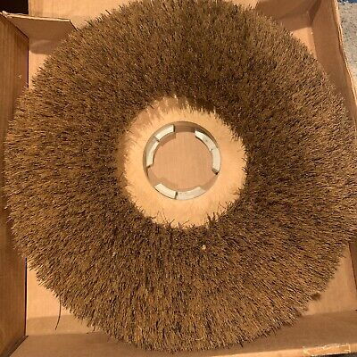 "Malish Brush 15"" Union Mix #770215 Scrubbing Floor Brush"