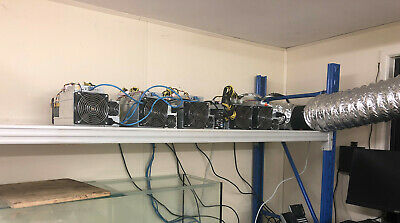 Antminer D3, X11 Algorithm, Used - Multiple Units