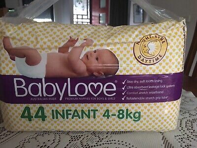 Nappies Babylove 4-8 Kg