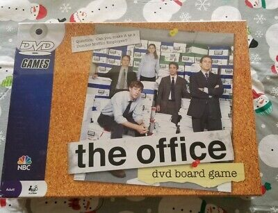 NEW The Office DVD Board Game 2008 NBC Productions SEALED
