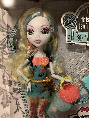 Monster High PICTURE DAY Lagoona Blue Doll NEW Original High School Fearbook