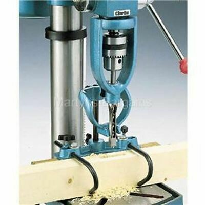 Clarke Mortising Attachment with 4 mortice chisels  CMA1B