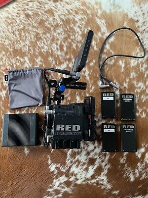 *SALE*RED Epic Cinema Camera Full Ready To Shoot Kit| SSD,LCD,VLOCK&MORE