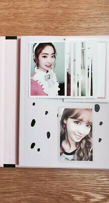 TWICE TwiceCoaster Lane 2 Official PreOrder Members Photocard Set+Momo Photocard