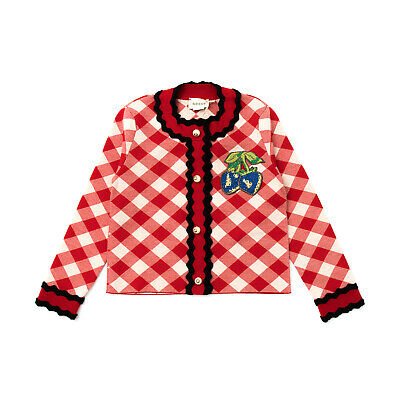 """Giacca Rosa Kids (8A) """"Gucci"""" 580356 Fw 2019  -15%"""