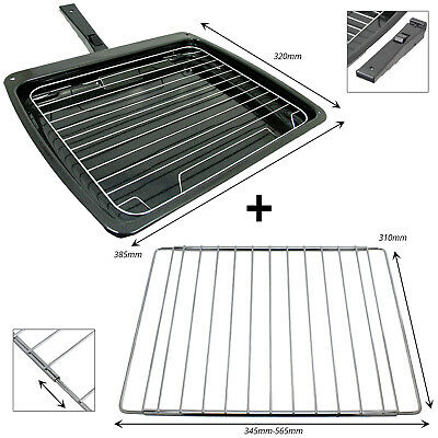 Grill Pan Handle with Rubber Grip for HOWDENS LAMONA Oven Cooker
