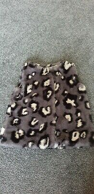 Girls Warm Faux Fur Gillet NEXT 12-18 Months