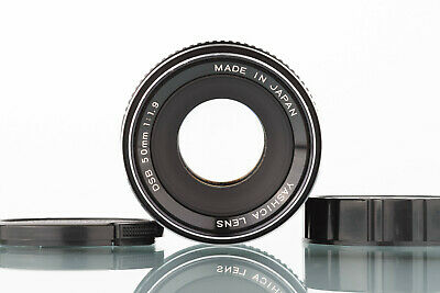 Yashica DSB 50mm f/1.9 C/Y Contax/Yashica mount Vintage manual focus lens