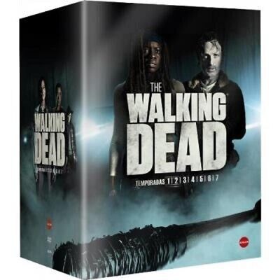 Pelicula Dvd Serie Tv Pack The Walking Dead Temporadas 1 A 7 Precintada