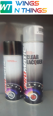 Aerosol Spray Paint 400Ml+Lacquer For Saab Ice Blue 304