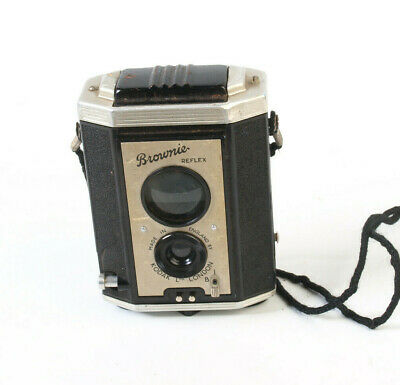 Vintage Kodak Brownie Reflex Camera