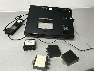 Melico PM4 Color Analyser A must have for any Enlarger