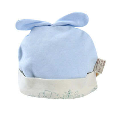 Baby Boys Girls Children Newborn Infant Toddler Kids Hat With Ears Cotton ONE