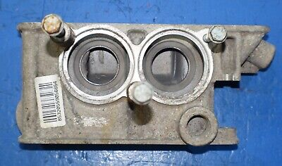 Maxxforce 13 Dual Thermostat Spacer Housing 85320559056654 With Bolts -->> 2918