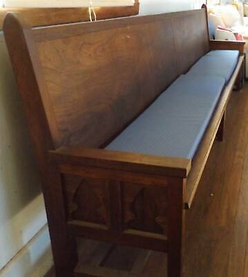 Church pews available in good condition