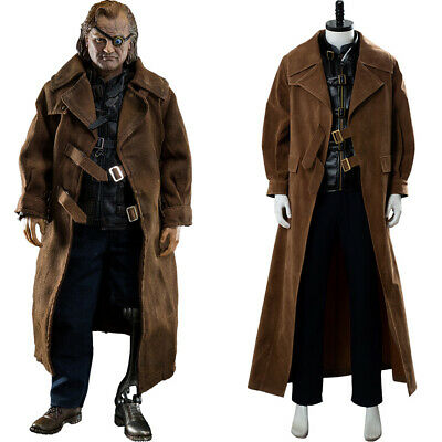 Harry Potter Alastor Moody Mad-Eye Cosplay Costume Complet