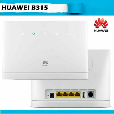 Huawei B315-607 4G LTE advanced gateway Wifi router unlocked 700MHz VOIP enabled