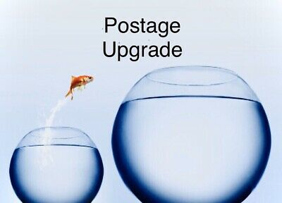 Upgrade to First Class Postage