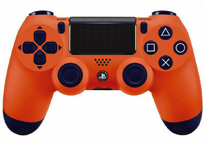 Official Sony PlayStation 4 DualShock 4 Wireless Controller Sunset Orange PS4 NW