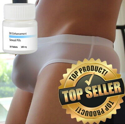 TOP SELLER 100% Seller - Erectile Dysfunction 10 Pills - ERECTION GUARANTEED
