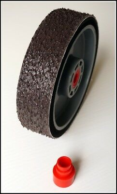 "TOP 8"" REZ grit 600 lapidary diamond resin cabbing grinding wheel 600grit soft"