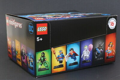 LEGO DC Super Heroes Sealed Box Case of 60 Minifigures 71026 PRE-ORDER