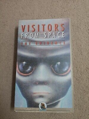 Visitors From Space - The Evidence - Eyewitness Accounts - Photographs - VHS