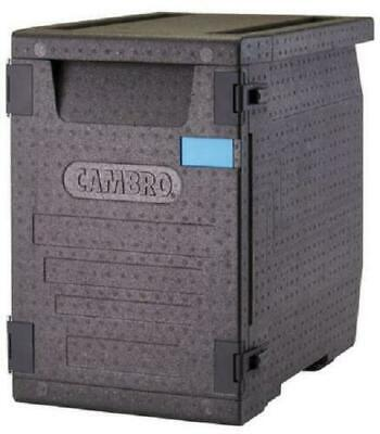 CAMBRO CAM GOBOX EPP400 FOOD TRANSPORTERS Front Loading Pan Carrier