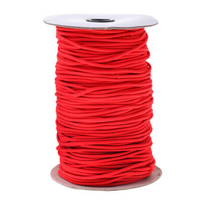 3mm Elastic Anti-UV Bungee Rope Shock Cord Tie Down Boats - Choose Length/Color