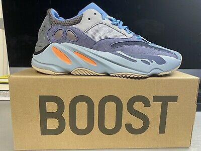 Adidas Yeezy Boost 700 Carbon Blue Wave Runner 5-13 Blue FW2498