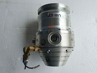 Alcatel Adixen ATP-150 Turbo Pump, Turbomolecular Vacuum pump, ED 07 (1)
