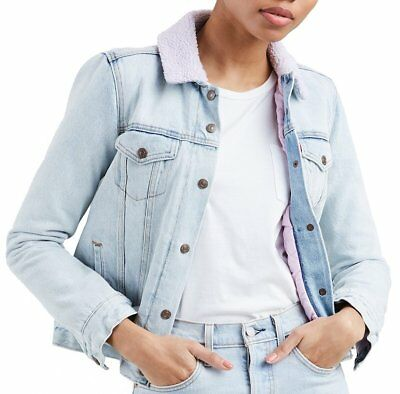 Levis Women's Thermore Original Denim Jacket - all sizes