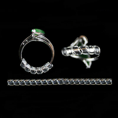 Ring Size Adjuster Clip Sizer Guard Resizer Reducer For Loose Rings Adjusters