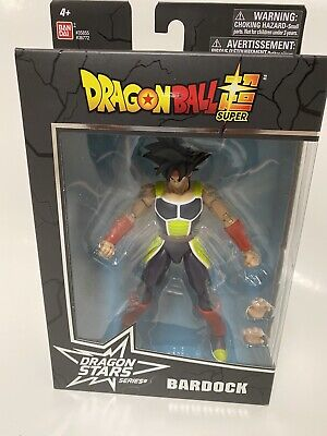Dragon Ball Z Dragon Stars Bardock Action Figure Series 16 Brand New