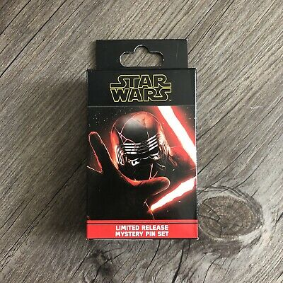 Disney Parks 2019 Star Wars Rise Of Skywalker Mystery Pin Box LR Unopened