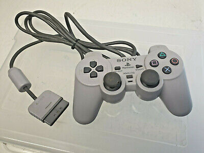 Genuine Sony Playstation PS1 & PS2 SCPH1200 Wired Analog Controller