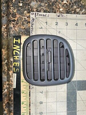 98-01 Dodge Ram Truck Dash Heater Vent Pass Left Gray 1500 2500 3500 Pickup