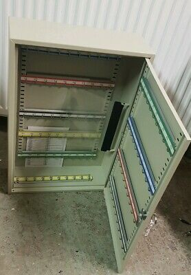Lockable Metal Key Cabinet