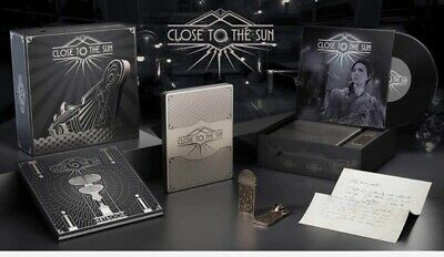 """Close To The Sun Collector's Edition Playstation 4 PS4 + 7"""" Vinyl Region Free"""