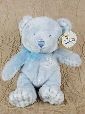 "Sale Baby/'s /""Baby Paws/"" Teddy Last Ones Blue Its a Boy or Pink its a Girl"