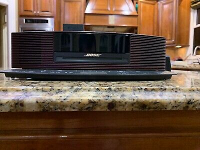 Bose Wave Music System III [220V], Includes Power Converter for USA