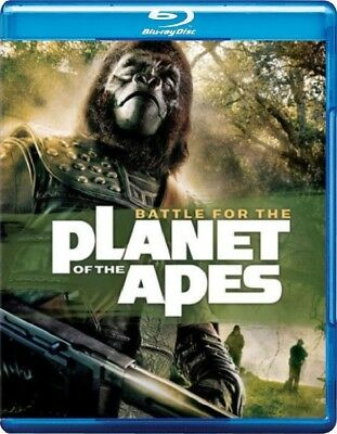 Battle for the Planet of the Apes (Blu-ray Disc, 2008)