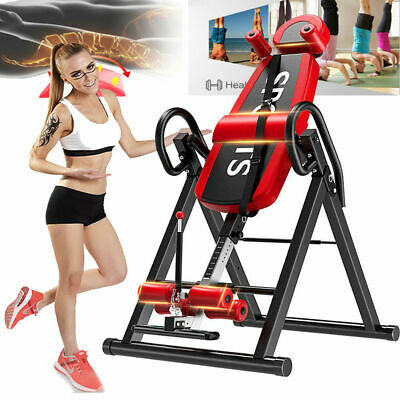 2019 Inversion Therapy Adjustable Table Back Pain Belt Back Stretcher Machine