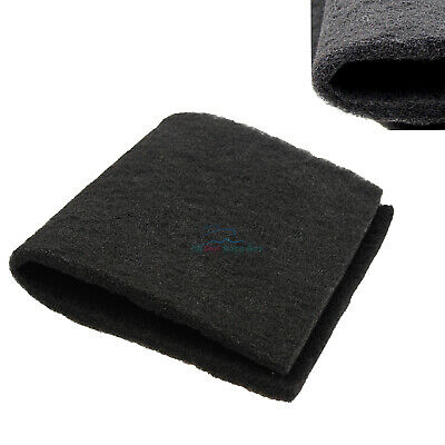 Activated Carbon Filter Media Pad Aquarium Pond Filter Media Canister Foam Sheet