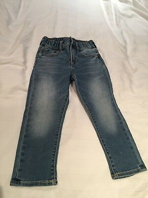 Baby Gap Denim Blue Jeans - Age 3 Years