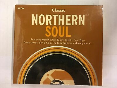 Classic Northern Soul CD  Marvin Gaye/Four Tops/Isley Bros... NEW & Sealed  BW11