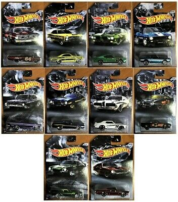 2020 Hot Wheels Muscle Cars Series You Pick